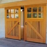 Carriage barn doors